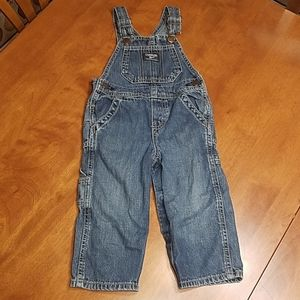 OshKosh B'Gosh classic overalls